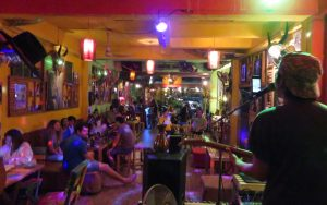 Live reggae music almost every night in Patong, Phuket