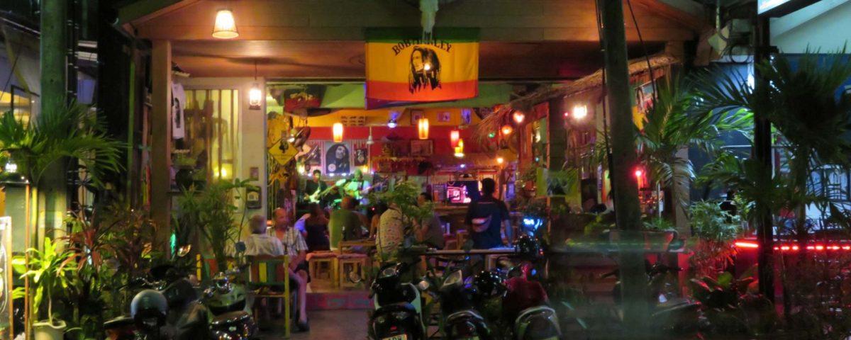 Phuket Reggae Bar - Roots Rock Reggae, Nanai Road, Patong Beach, Phuket