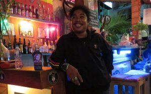 Boy Reggae bar Patong Beach